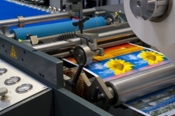 Global printing in supplier